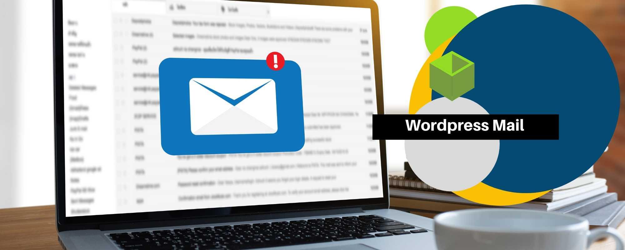 wordpress mail ayarları