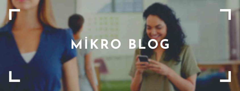 Mikro Blog
