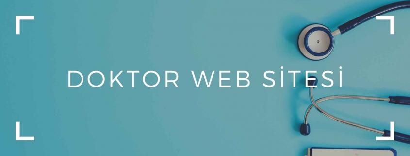 doktorlar için web sitesi