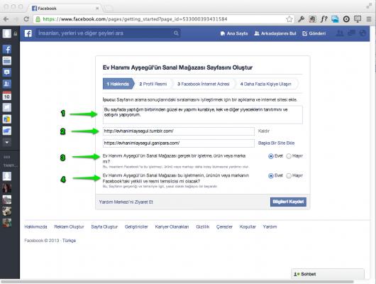 Facebook Sayfası Nedir, Nasıl Açılır ? 6