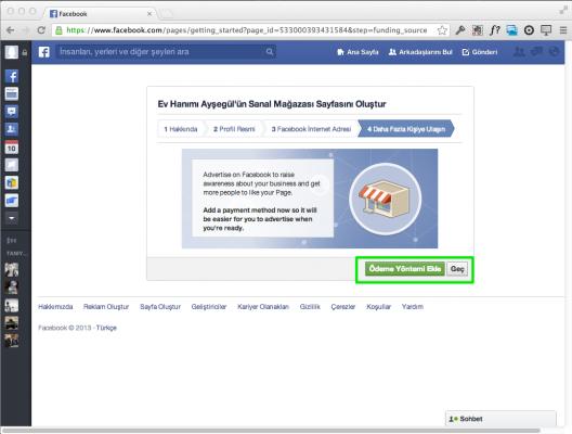Facebook Sayfası Nedir, Nasıl Açılır ? 8