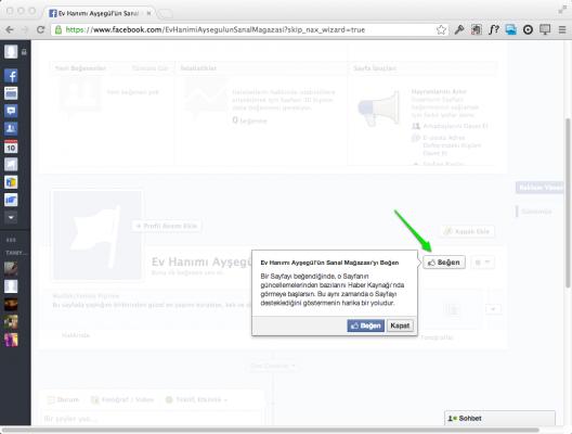 Facebook Sayfası Nedir, Nasıl Açılır ? 9