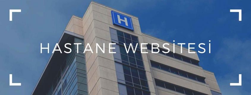 hastane web sitesi