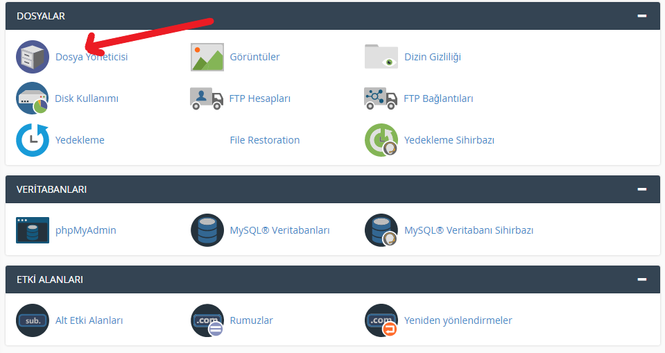 Wordpress Alan Adı Değişikliği Nasıl Yapılır? 3