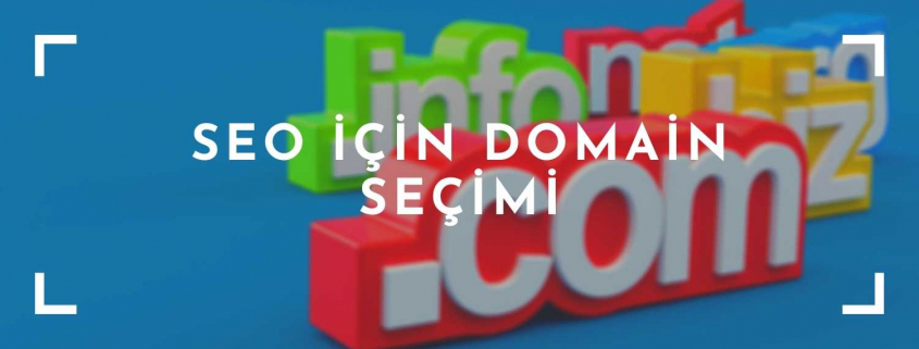SEO İçin Domain Seçimi