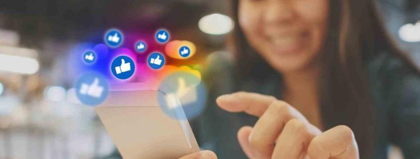 interaktif pazarlama örneği sosyal medya