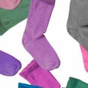 renkli çoraplar