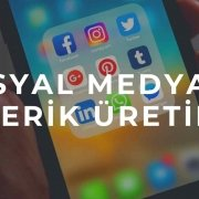sosyal medya içerik üretimi