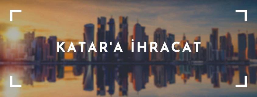 KataR'A İHRACAT