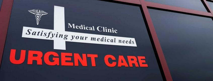 Digital marketing for urgent care center; seo, social media, pay-per-click and website design