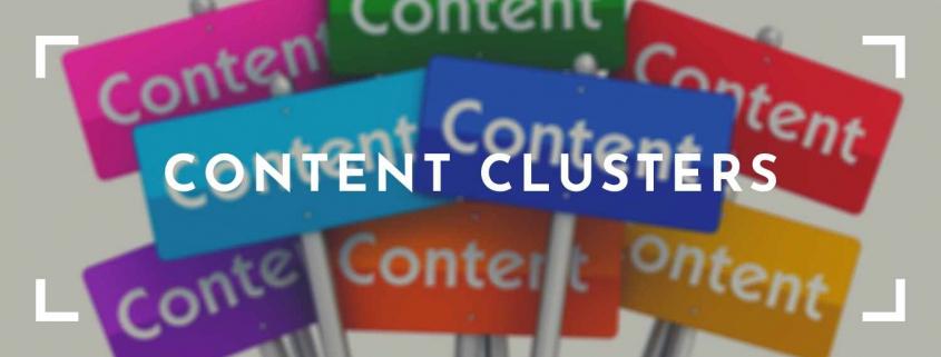 Content Clusters seo tekniği